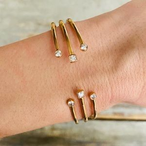 ♥️ Michael Kors ♥️ Rose Gold & Diamond Bracelet